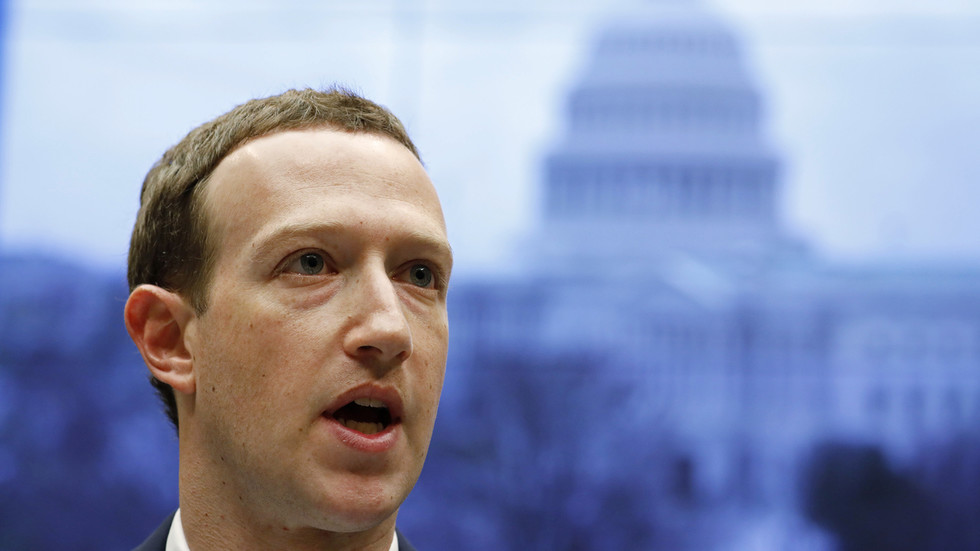 Who's meddling now? Zuckerberg tells employees it's 'clear' Biden won still-contested US election