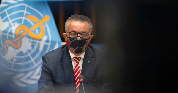 Covid-19 pandemic will not be the last: WHO chief