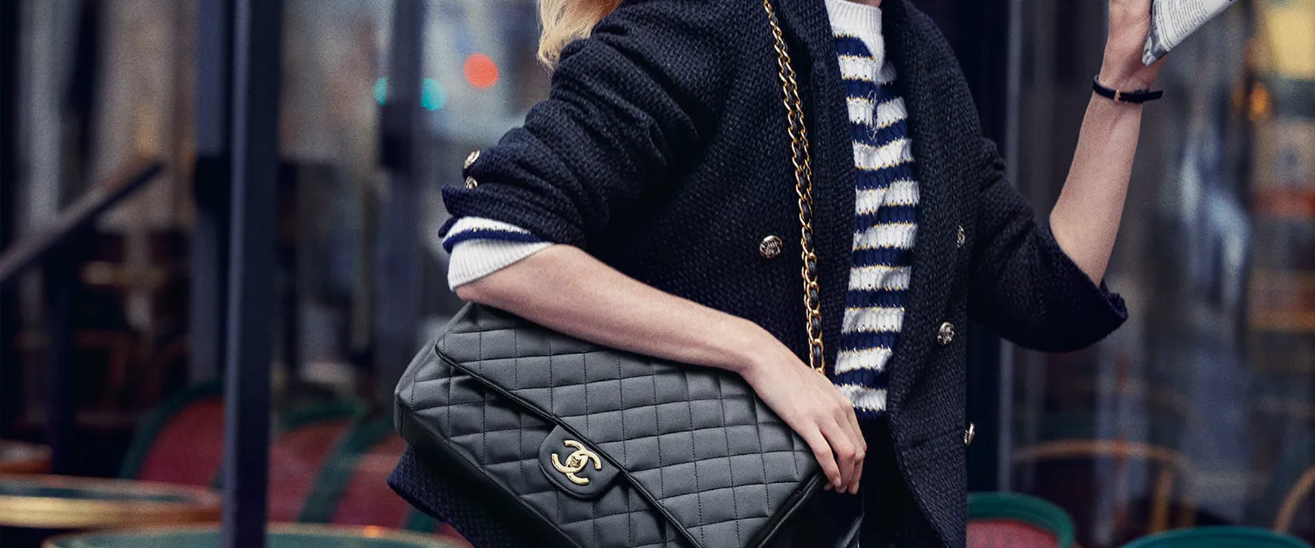 Sofia Coppola Brings an Icon to the Streets in Chanel's Latest Bag Campaign